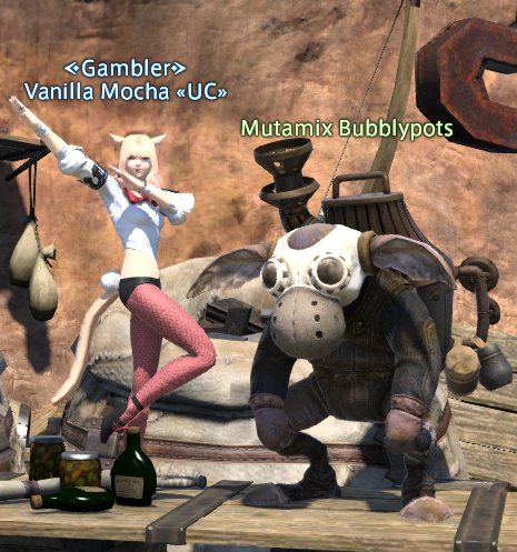 FFXIV Gil Farmer: Gambling With Materia - a Guide to Profit