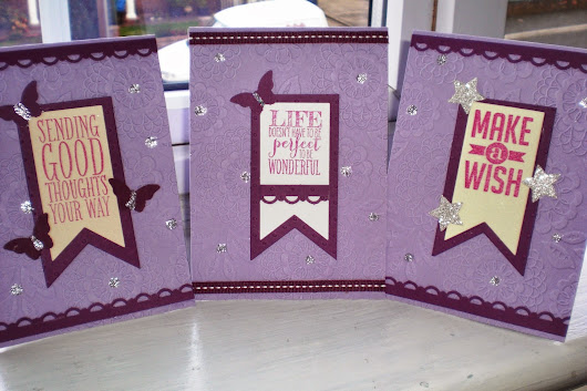Perfect Pennants and Banners Framelits (Part 1)