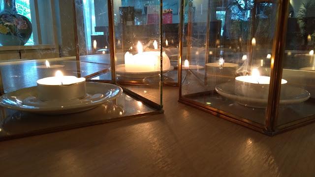 Bergen, Candles