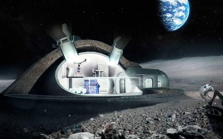 Η Ρωσία ετοιμάζει Σεληνιακό Διαστημικό Σταθμό - Βίντεο