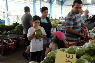 Puriscal Farmer's Market
