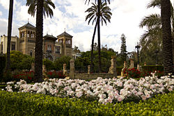Parque Maria Luisa Sevilla