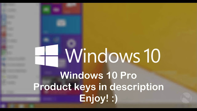 Windows 10 Product Keys 100% Working Serial Keys | Best Tech