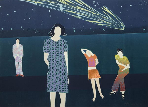 "Tom Hammick - ""Nightfall"", 2017 
