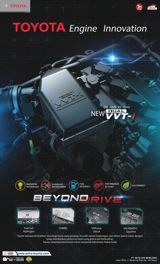Grand New Avanza 2018 Tipe G Fitur Veloz 1.3 Spesifikasi Mesin Toyota E, G, 1,3 ...