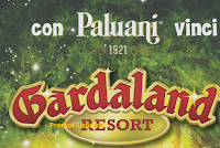 Logo Paluani Pasqua 2019 : gioca e vinci Gardaland! 1000 biglietti e 10 soggiorni
