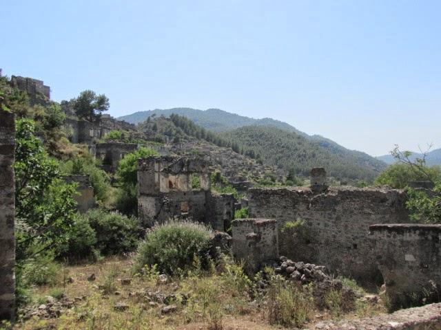 Kayakoy-Turkey