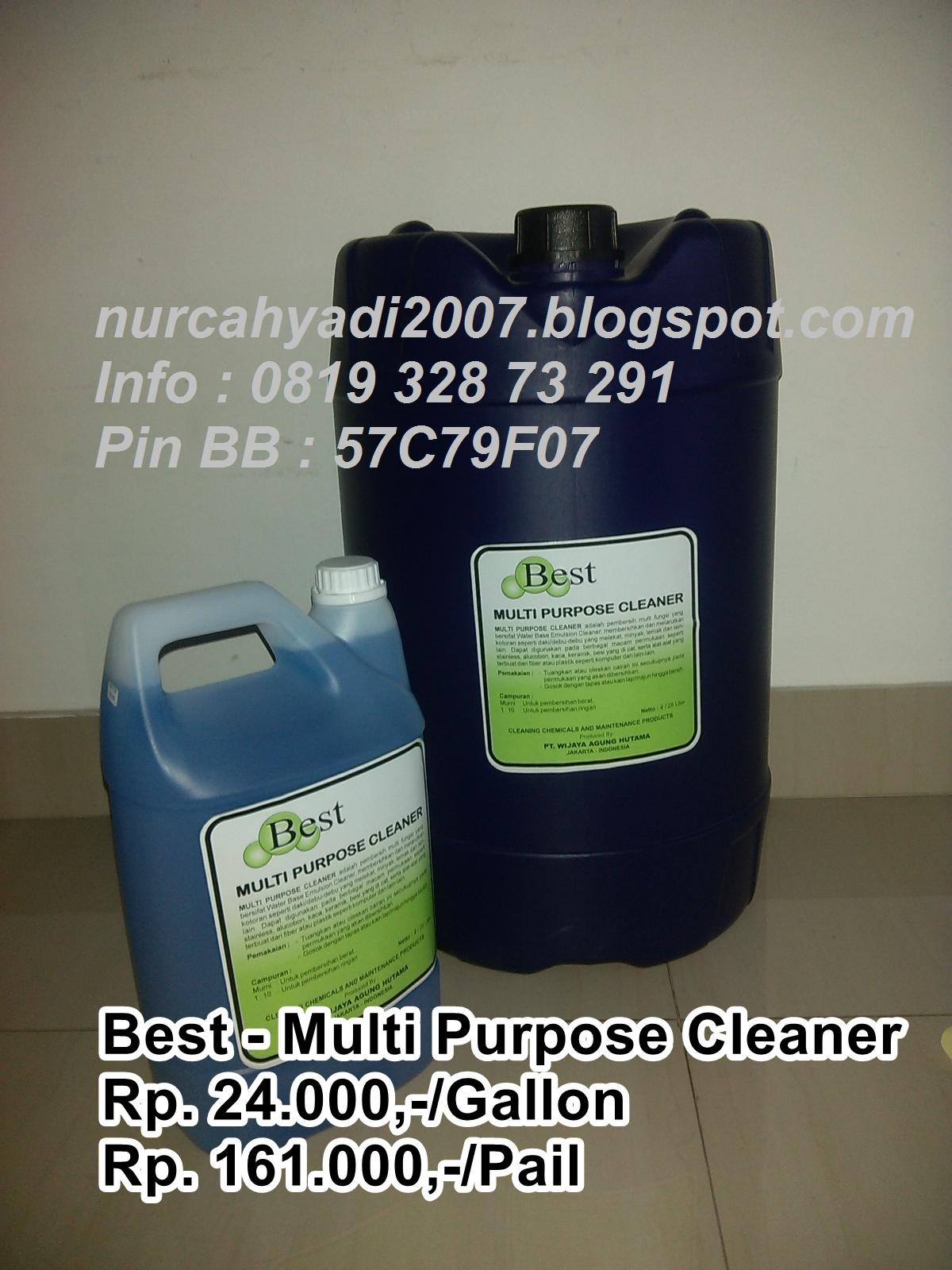 Best Chemicals Mpc Multi Purpose Cleaner