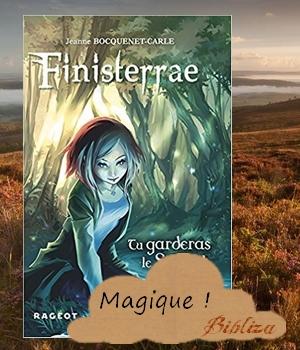 Finisterrae Tu garderas le secret Jeanne Bocquenet-Carle Menez Hom avis critique chronique blog salon du livre morlaix sibiril