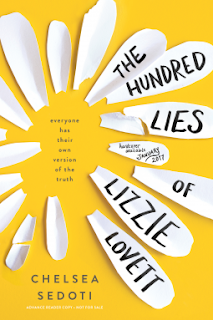 The Hundred Lies of Lizzie Lovett - Hawthorn has always been a little obsessed about Lizzie Lovett. And now, a few years after Lizzie graduated and Hawthorn is in high school, Lizzie is missing. She went camping with her boyfriend and *poof* she's gone.  In an attempt to find Lizzie, Hawthorn makes up her own theory about Lizzie's disappearance and begins to take on Lizzie's life getting a job at the dinner Lizzie worked at and spending a lot of time with Lizzie's boyfriend. #YA