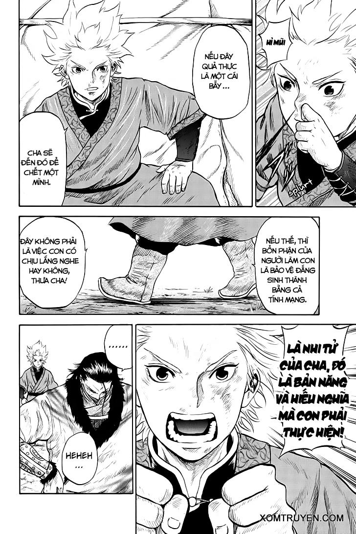 Horizon (okada takuya) chap 26 trang 8