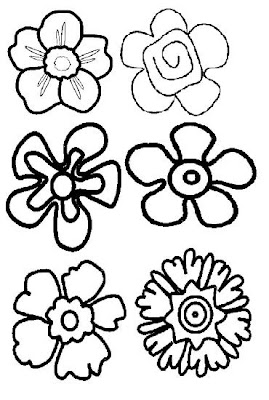 Learning and Teaching With Preschoolers: Flower Pocket Chart