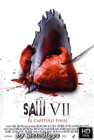 Saw 7 [2010] [Latino-Ingles] HD 1080P  [Google Drive] GloboTV