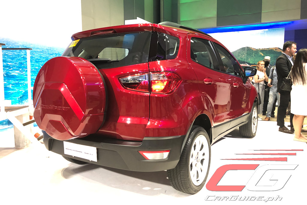 Ford Philippines Officially Launches 2019 Ecosport W 15