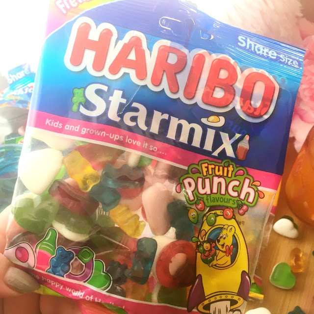 Haribo Starmix Fruit Punch