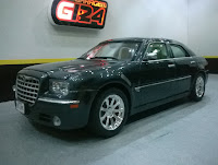 Chrysler 300c 2005 - AMT 1/25