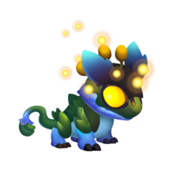 Snapper Dragon (Baby)