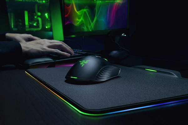 CES 2018: Razer's Mamba HyperFlux is the world's first battery-less wireless gaming mouse