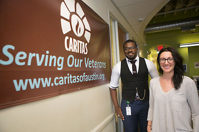 Caritas Veterans team staff