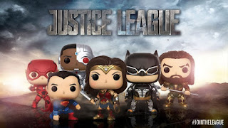 Funko Pop! Justice League