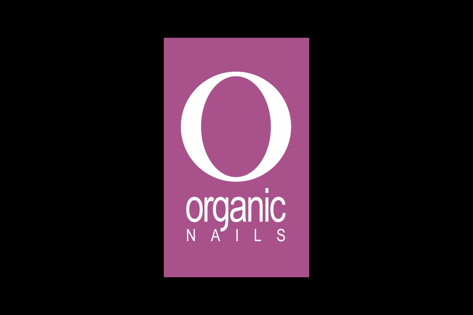 Organic Nails Logo