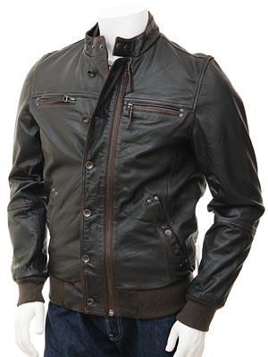 Jaket Kulit Pria HL 022