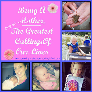 motherhood calling series