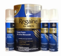 Does Rogaine work for women?