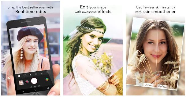 Aplikasi Kamera Kekinian YouCam Perfect Pro Apk