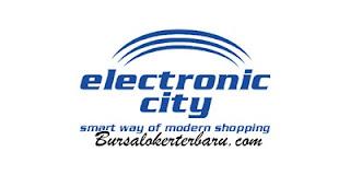 Lowongan Kerja Terbaru di Tangerang : PT Elektronic City Indonesia Tbk - Kasir