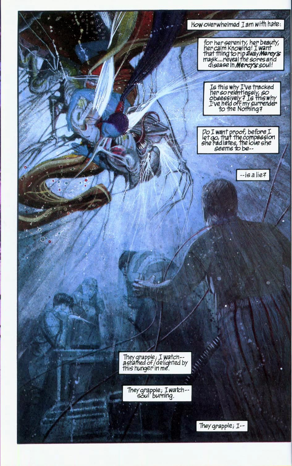 Read online Mercy comic -  Issue # Full - 35