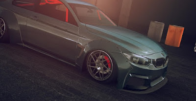 Game Drift Zone 2 Mod Apk v1.01 (Unlimited Money) Terbaru 2016