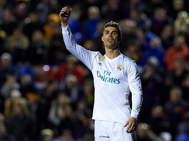 Cristiano Ronaldo: Aku Masih Ada di Level Atas Beberapa Tahun Lagi