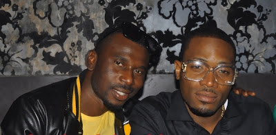 Durella and Dbanj - D'Banj buys out Durella from Ikonic Music