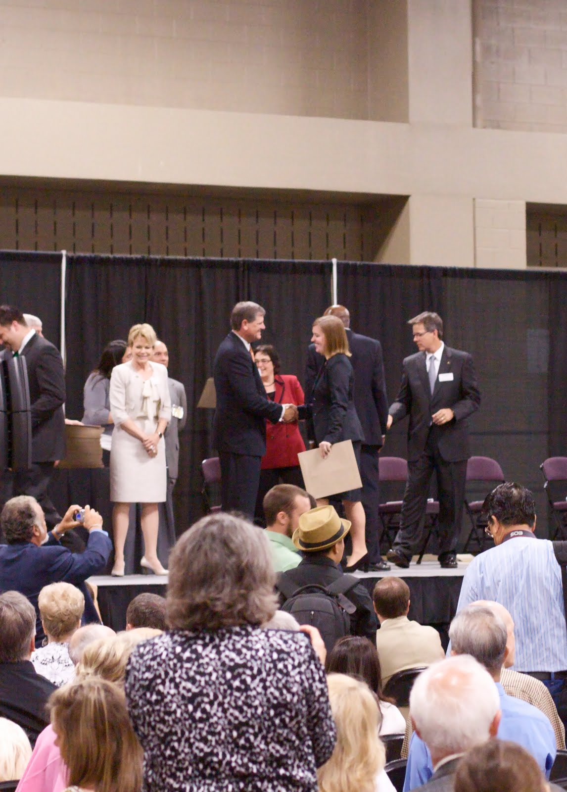 Miss Anna Pie: At Last - CPA Swearing In Ceremony