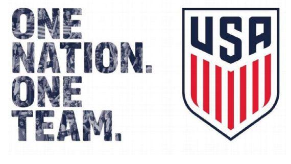 La Federación USA de fútbol cambia de logo