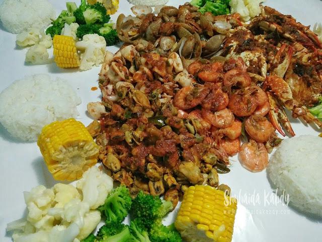 resepi homemade ala shellout
