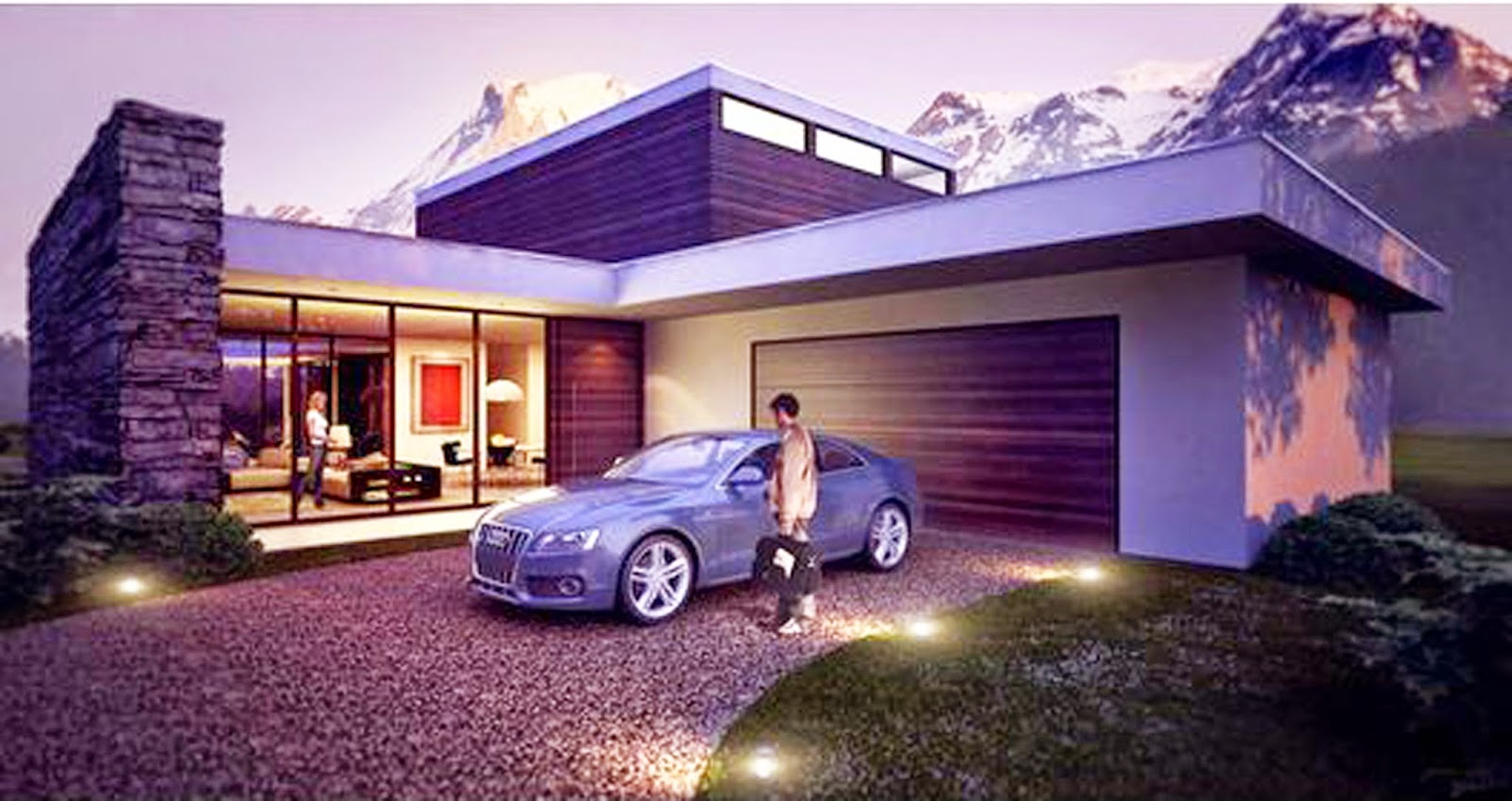Casa prefabricada anti sismica fantazia casas for Ristrutturare casa low cost