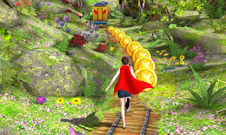 Subway Run Princess MOD Apk (Free Unlock Codes) Terbaru 2016 4
