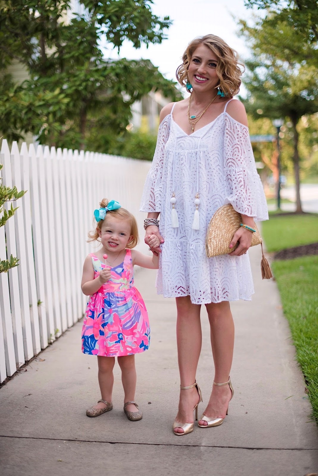 Mommy & Me Lilly Pulitzer - Something Delightful Blog