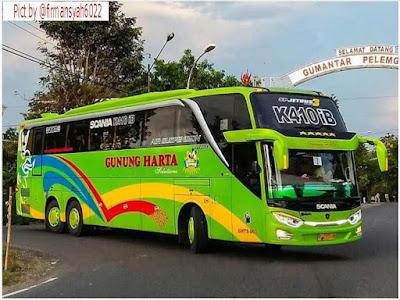 Bus Gunung Harta