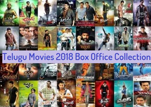 Telugu Movies 2018 Box Office Collection