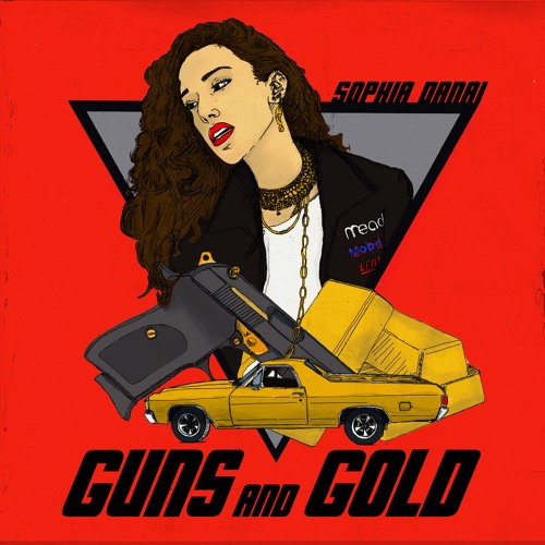 "Sophia Danai Drops New Single ""Guns & Gold"""