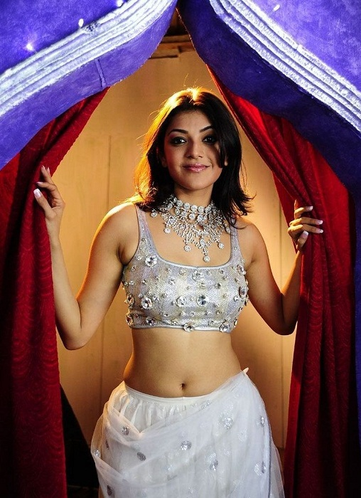 Kajal Agarwal Spicy Hot Photo