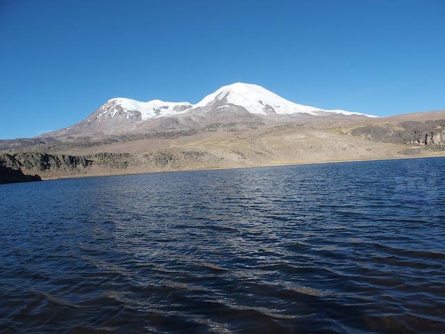 Laguna de Pallarcocha - Nevado Coropuna en Arequipa