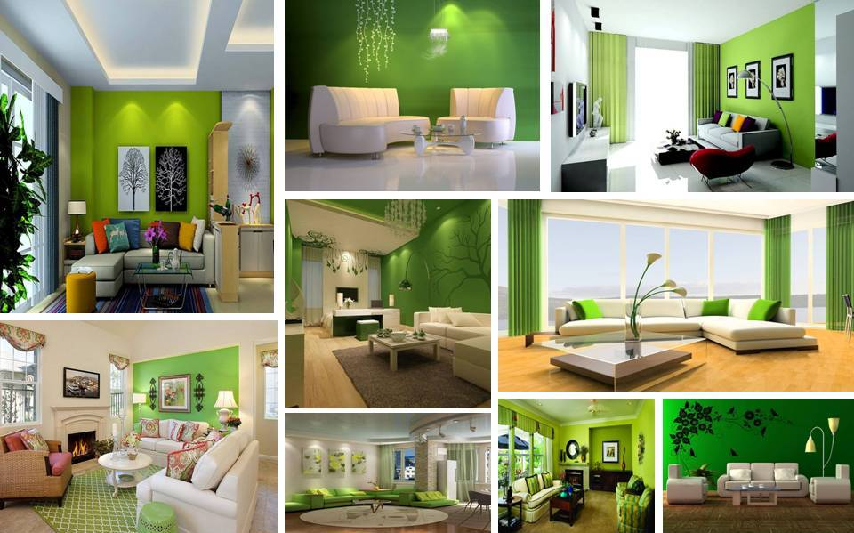 Decorating With Color  Green   Decor Units Decorating With Color  Green