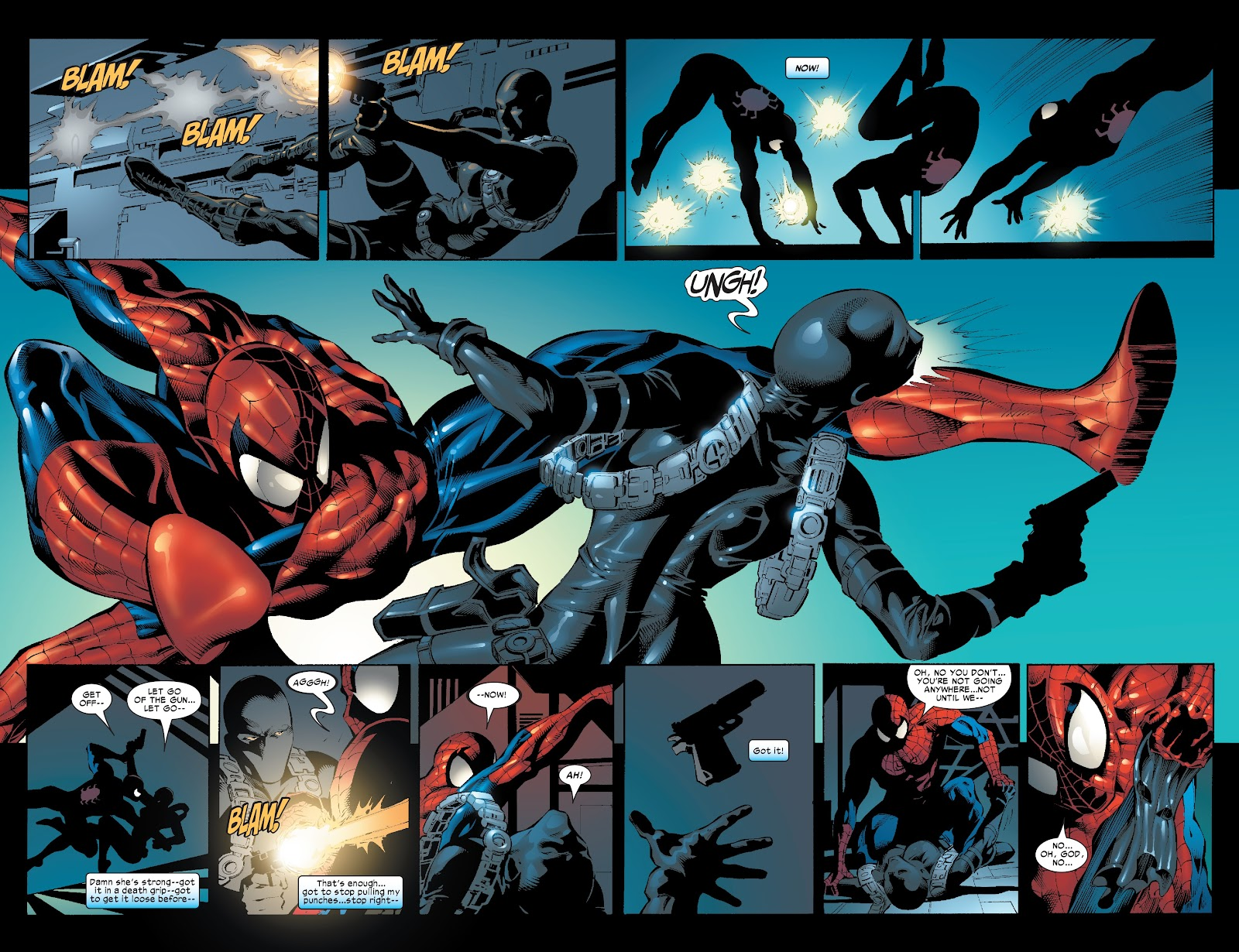 The Amazing Spider-Man by JMS Ultimate Collection issue TPB 3 (Part 3) - Page 1