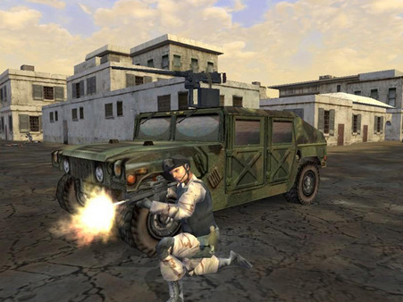 Delta Force 4 Black Hawk Down Game Play