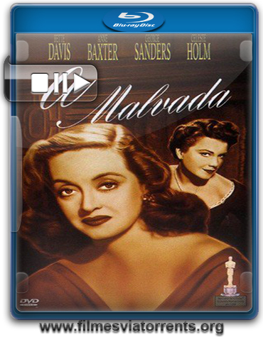 A Malvada Torrent - BluRay Rip 720p e 1080p Dual Áudio 5.1 (1950)