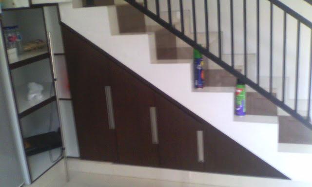 lemari bawah tangga surabaya